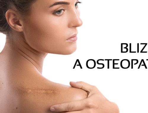 Blizny a osteopatia
