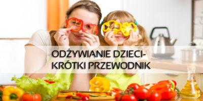 odżywianie dzieki krótki przewodnik kinesia krakow dietetyka