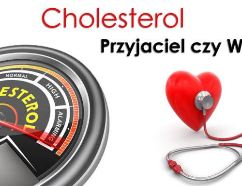 Cholesterol- Przyjaciel czy Wróg?