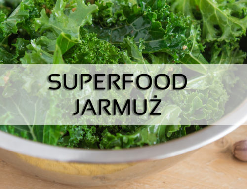 SUPERFOOD JARMUŻ