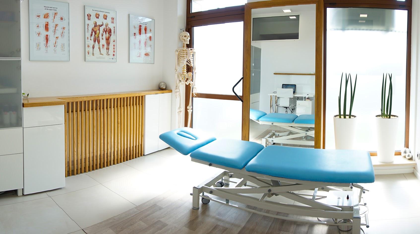 gabinet zabiegowy kinesia fizjoterapia